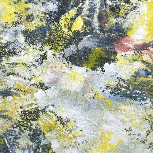 Jens Jacobfeuerborn, Miniatur 49, Abstraktes, Abstrakte Kunst
