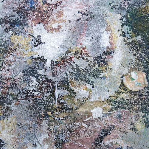 Jens Jacobfeuerborn, Miniatur 52, Abstraktes, Abstrakte Kunst