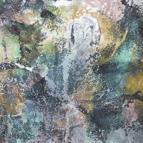 Jens Jacobfeuerborn, Miniatur 53, Abstraktes, Fantasie, Abstrakte Kunst