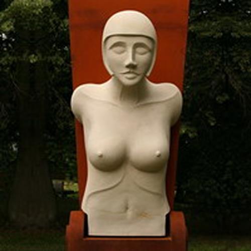 Thomas Lehnigk, CALISTA, Akt/Erotik: Akt Frau, Abstraktes, Art Déco