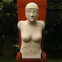Thomas-Lehnigk-Akt-Erotik-Akt-Frau-Abstraktes-Moderne-Art-Deco