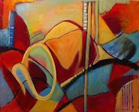 Ilona-Felizitas-Hetmann-Abstraktes-Bewegung-Moderne-Abstrakte-Kunst