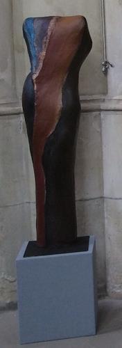 Ilona Felizitas Hetmann, Skulptur, Menschen: Frau