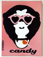 Marisa-Rosato-Akt-Erotik-Akt-Frau-Tiere-Land-Moderne-Pop-Art