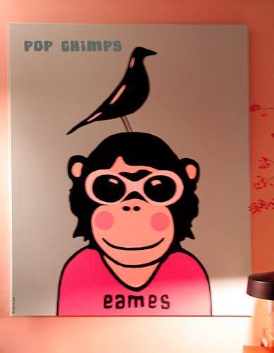 Marisa Rosato, Eames by Marisa Rosato, Menschen: Porträt, Pop-Art