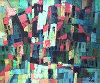 EMSARO-Abstraktes-Moderne-Abstrakte-Kunst-Bauhaus