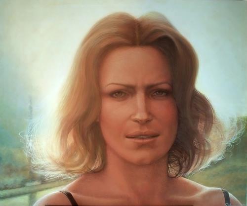 MarianaS, Die Hitze, Menschen: Frau, Menschen: Porträt, Realismus