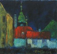 Margareta-Schaeffer-Architektur-Bauten-Haus-Moderne-Impressionismus