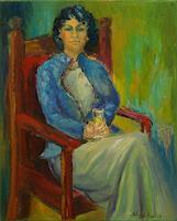 Margareta-Schaeffer-Menschen-Menschen-Frau-Moderne-Impressionismus