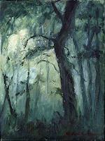 Margareta-Schaeffer-Natur-Wald-Landschaft-Herbst-Moderne-Impressionismus