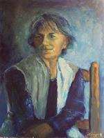 Margareta-Schaeffer-Menschen-Frau-Menschen-Portraet-Moderne-Impressionismus
