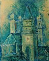 Margareta-Schaeffer-Architektur-Bauten-Kirchen-Moderne-Impressionismus