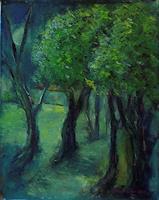 Margareta-Schaeffer-Landschaft-Landschaft-Fruehling-Moderne-Impressionismus