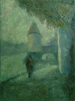 Margareta-Schaeffer-Landschaft-Landschaft-Moderne-Impressionismus