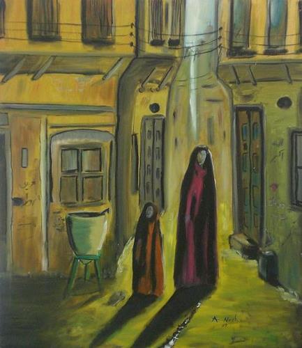 Garcia Nasih, baghdad, Bewegung, Essen, Arte Cifra