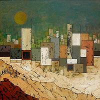 Jonny-Luepkes-Landschaft-Landschaft-Ebene-Gegenwartskunst-Gegenwartskunst