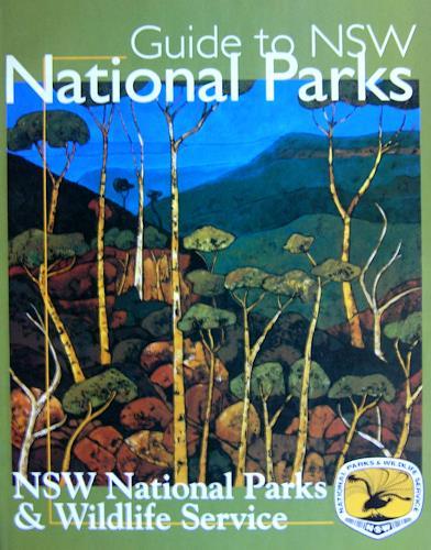 Jonny Lüpkes, Blue Mountains Landscape, Australia, Landschaft: Berge, Landschaft, Gegenwartskunst