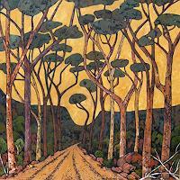 Jonny-Luepkes-Landschaft-Pflanzen-Gegenwartskunst-Gegenwartskunst