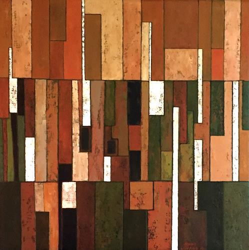 Jonny Lüpkes, Bild., Abstraktes, Abstraktes, Gegenwartskunst