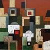 Jonny Lüpkes, Urban, Architektur, Abstraktes, Gegenwartskunst