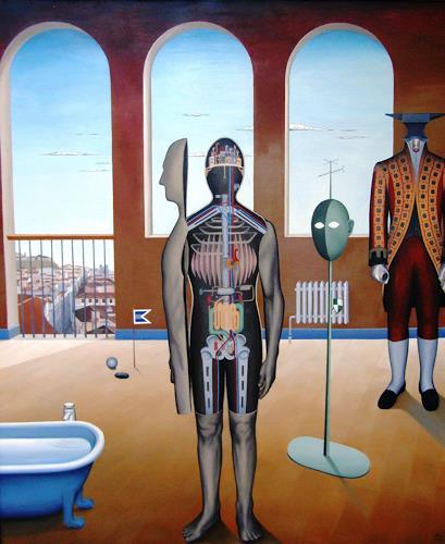 José García y Más, The Haunted House 2  / Traum oder Alptraum 2, Geschichte, Markt, Postsurrealismus, Abstrakter Expressionismus