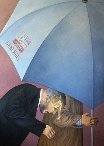 José García y Más, Storming of the Bastille / Sturm auf die Bastille, Geschichte, Markt, Gegenwartskunst, Abstrakter Expressionismus