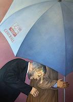 J. García y Más, Storming of the Bastille / Sturm auf die Bastille