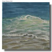 Rebecca-Henkel-Natur-Wasser-Landschaft-See-Meer-Neuzeit-Realismus