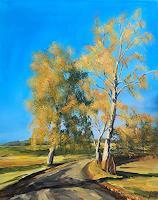 Rebecca-Henkel-Landschaft-Ebene-Pflanzen-Baeume-Neuzeit-Realismus