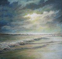 Uwe-Thill-Landschaft-See-Meer-Natur-Wasser