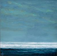 Uwe-Thill-Landschaft-See-Meer-Natur-Wasser-Moderne-Abstrakte-Kunst
