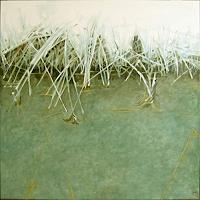 Uwe-Thill-Landschaft-Winter-Diverse-Pflanzen-Gegenwartskunst-Gegenwartskunst