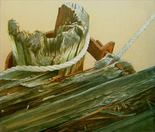 Uwe Thill, Rott, Diverses, Verkehr: Schiff, Realismus, Expressionismus