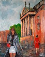 Juergen-Kuehne-Menschen-Frau-Gegenwartskunst-Gegenwartskunst