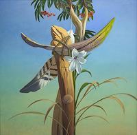 Stefan-Ambs-Natur-Luft-Pflanzen-Fruechte-Moderne-Symbolismus
