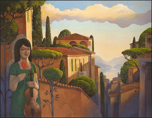 Stefan Ambs, La cittá della poesia, Menschen: Frau, Fantasie, Realismus, Expressionismus