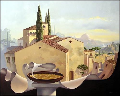 Stefan Ambs, Illusione, Diverse Landschaften, Realismus