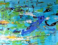 Iris-Alvarenga-Abstraktes-Fantasie-Moderne-Abstrakte-Kunst-Informel