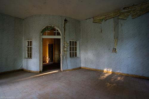 Manfred Kriegelstein, Ohne Titel, Architektur