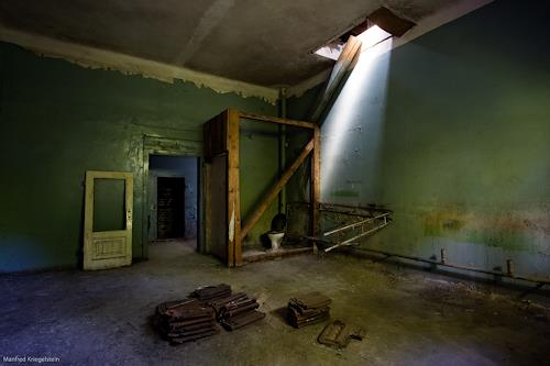 Manfred Kriegelstein, The Way Of Light, Architektur