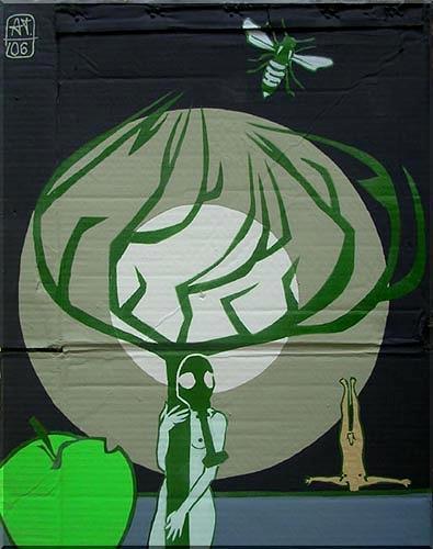 Andreas Torneberg, the last apple was rotten, Religion, Gesellschaft, Gegenwartskunst