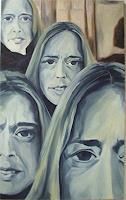 Diana-Mandel-Menschen-Gesichter-Gegenwartskunst-Gegenwartskunst