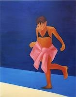 Diana-Mandel-Menschen-Frau-Gegenwartskunst-Gegenwartskunst