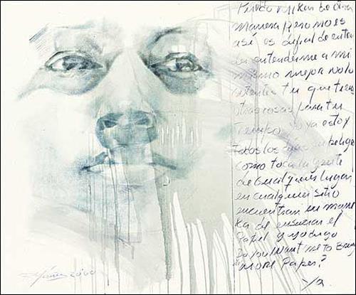 Francisco Núñez, Los Ojos De Mi Padre, Menschen: Gesichter, Menschen: Porträt