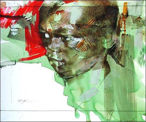 Francisco Núñez, Jose Lier I, Menschen: Gesichter, Menschen: Mann