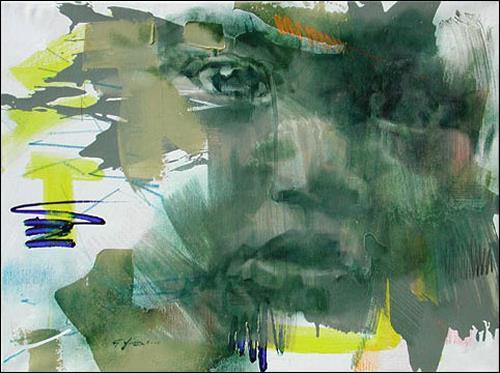 Francisco Núñez, Los Más Inconformes, Menschen: Gesichter, Menschen: Kinder, Expressionismus