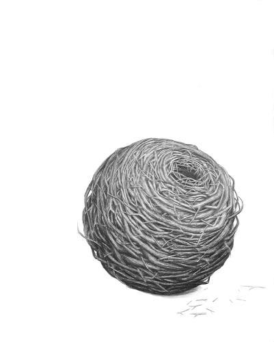 Carola Faller-Barris, Shoah, Geschichte, Religion, Gegenwartskunst, Abstrakter Expressionismus