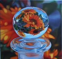 Ralf-Vieweg-1-Pflanzen-Blumen-Stilleben-Neuzeit-Realismus