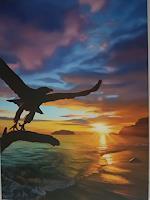 Ralf-Vieweg-1-Landschaft-See-Meer-Tiere-Luft-Moderne-Fotorealismus