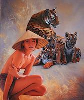 Ralf-Vieweg-1-Tiere-Land-Fantasie-Moderne-Fotorealismus